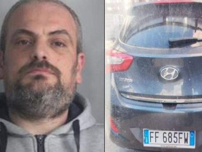 Reggio Calabria, arrestato Ciro Russo: aveva dato fuoco all'ex moglie