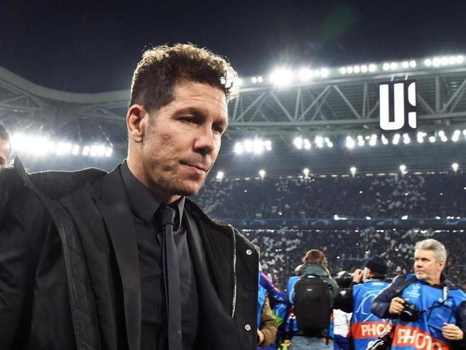 Juve-Atletico, la resa di Simeone: «Ci hanno superati in tutto, volevano vincere più di noi»