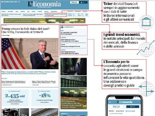 a650901e13 Minuto per minuto. L'Economia è in rete: più news, inchieste e ...