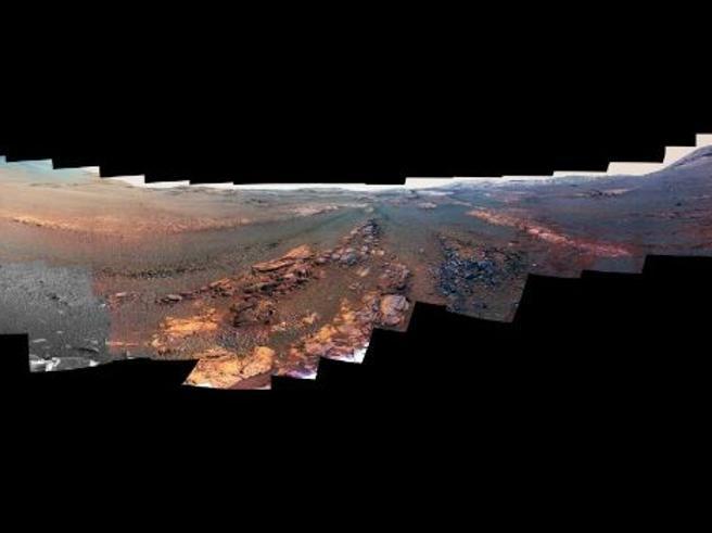 Opportunity: ecco l'ultima foto che ci ha inviato da Marte