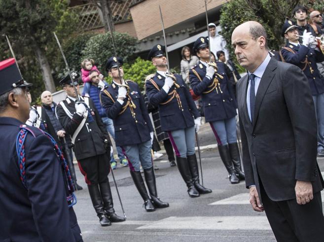 Zingaretti al debuttoI renziani pronti alla tregua per le Europee