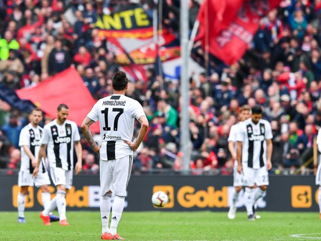 Genoa-Juventus 2-0 , pagelle: Pandev gran riserva; Bonucci ...