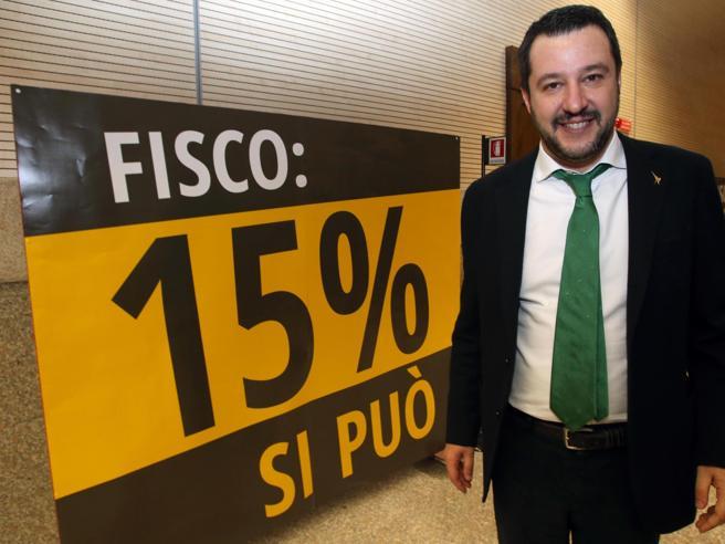 Flat tax alle famiglie o bonus 80 euro? Chi vince la gara degli sconti