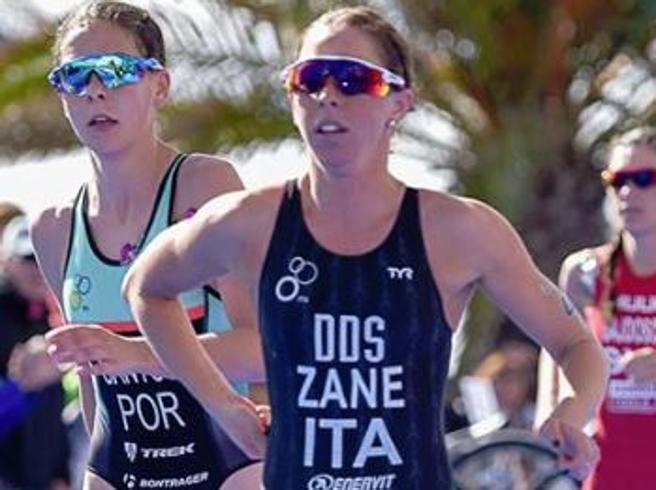 Zane, triatleta: «Voglio Tokio 2020. Il mio punto di forza? Piangere»