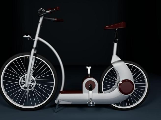 Ecco U-feel, la bici elettrica che si ricarica pedalando
