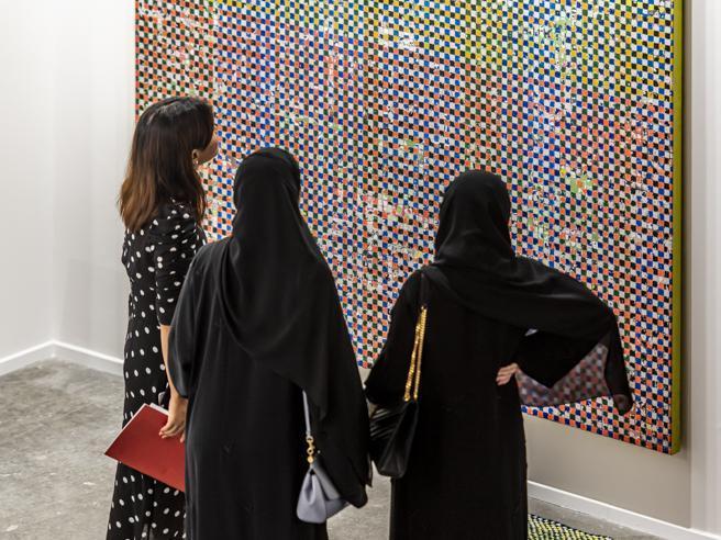 Ad Art Dubai l'Italia   prende posizione (internazionale) in mezzo al deserto
