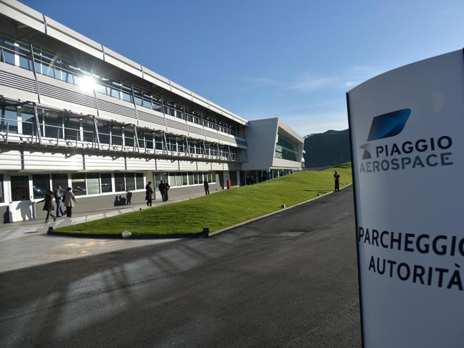 Piaggio Aerospace in crisi: 1.200 persone  a rischio cassa integrazione