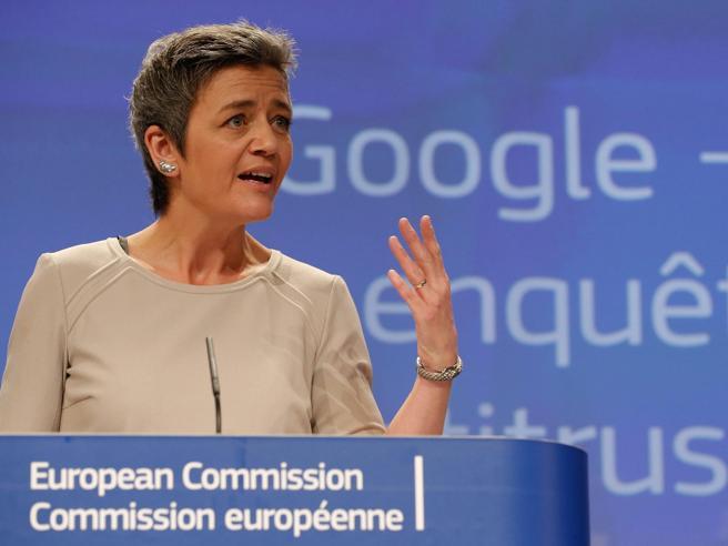 Ue, nuova stangata su Google: 1,5 miliardi di multa per AdSense