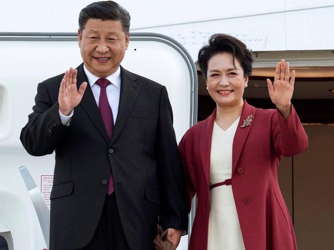 Xi  a Roma, Conte non esclude una distensione con gli Stati UnitiIl Pil e i sospetti di una «frenata»