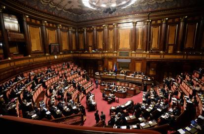 Caso Diciotti: l'attesa, l'emozione e il caffè di Salvini in Senato