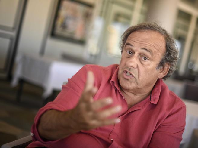 Michel Platini: «Un giorno la giustizia arriverà, la mia squalifica è da matti»