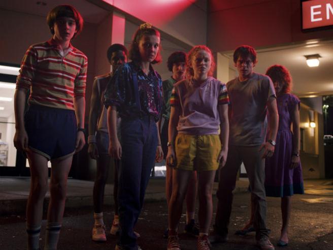 Stranger Things 3, il nuovo trailer che mostra l'estate del 1985