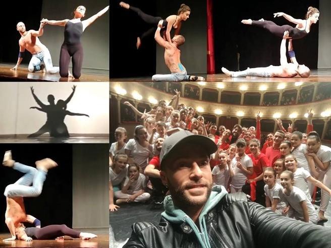 Ivan, il ballerino di Amici malato di sclerosi multipla: «Con la danza prendo a calci la malattia»