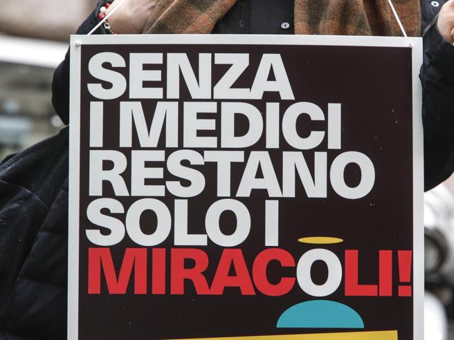Sanità, il Molise non ha medici e richiama i pensionati