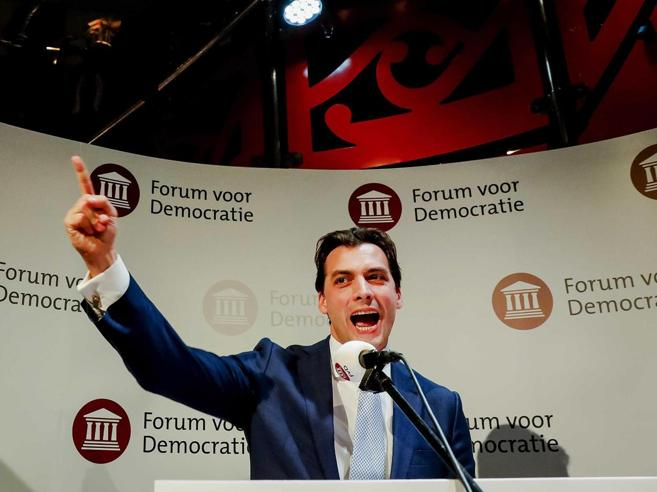 Olanda, boom dei populisti: Rutte al Senato perde la maggioranza