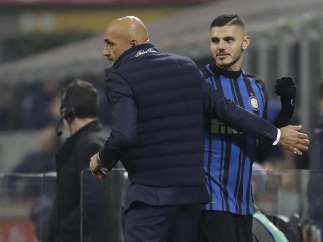 L'Inter e gli Icardi firmanouna pace con la scadenzaMa a maggio sarà divorzio