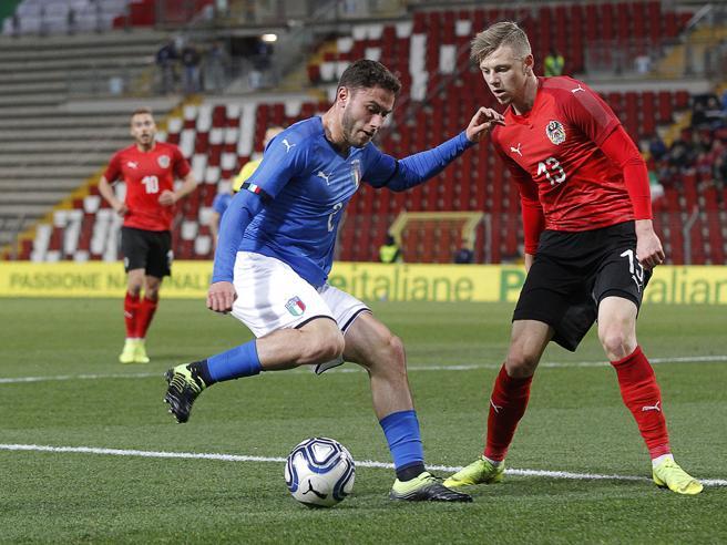 Under 21, Italia-Austria 0-0: gli azzurrini sprecano troppo