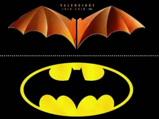 Batman fa (ancora) causa al Valencia: «L'unico vero pipistrello sono io»
