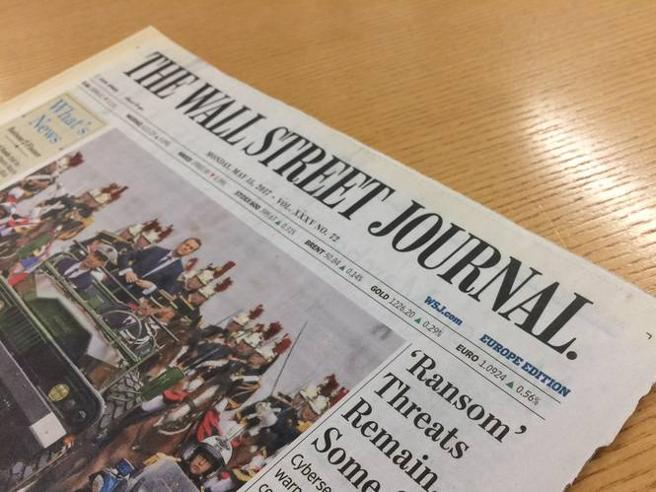Apple, il Wall Street Journal nel nuovo servizio streaming di news: no di NyTimes e Washington Post