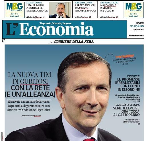 Flat tax, Iva, Alitalia:  piani irrealizzabili con i conti in disordine su L'Economia