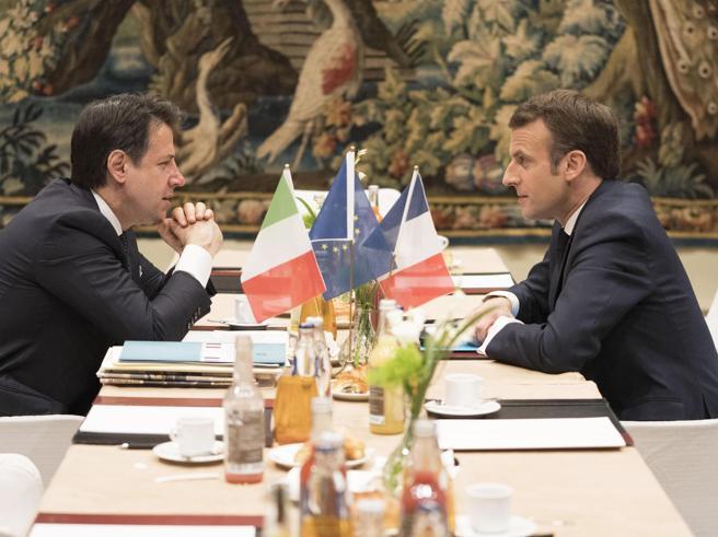 Tav e Cina, doppio affondo di Macron  sull'Italia. Salvini: