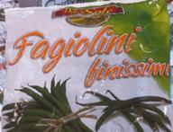 Erba velenosa nei fagiolini surgelati Ritiro precauzionale di Eurospin