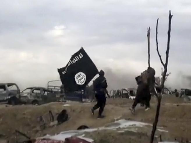 MA L'ISIS E' PROPRIO FINITO ?
