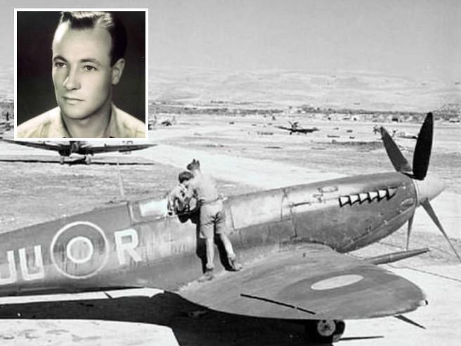 L'ultima missione di John in Italia   I funerali del pilota  75 anni dopo