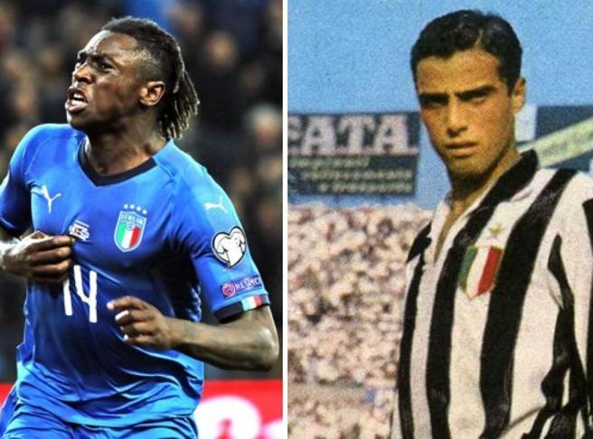 Nazionale, Kean superstar ma il record resta a Bruno Nicolè: ecco chi è il marcatore più giovane della storia