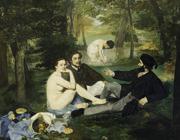 Edouard Manet, «Colazione sull'erba»