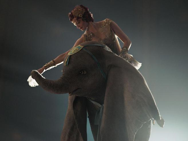 Il circo di «Dumbo»