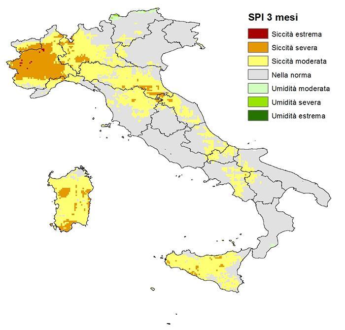 Cartina Italia Pianure.Dove Scorreva Il Po Ora C E La Sabbia Nell Italia Della Grande Siccita Foto Dall Alto Corriere It
