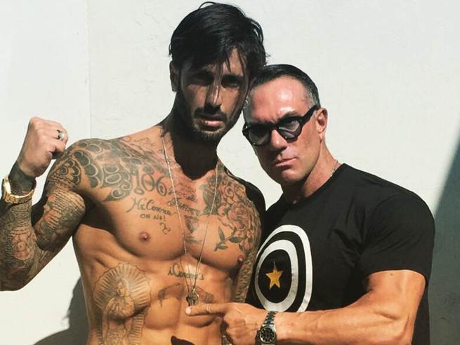 Coca e steroidi, indagato personal trainer di Corona e Pascale Foto