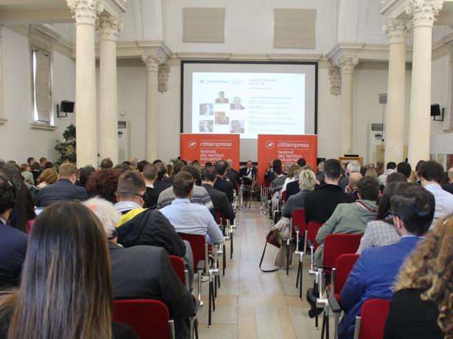 75a9541d9e Vicenza Città Impresa, i tre giorni sul futuro dell'economia e ...