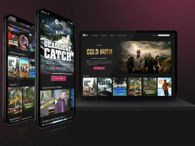 Dplay Plus, nasce l'area premium del servizio di streaming di Discovery