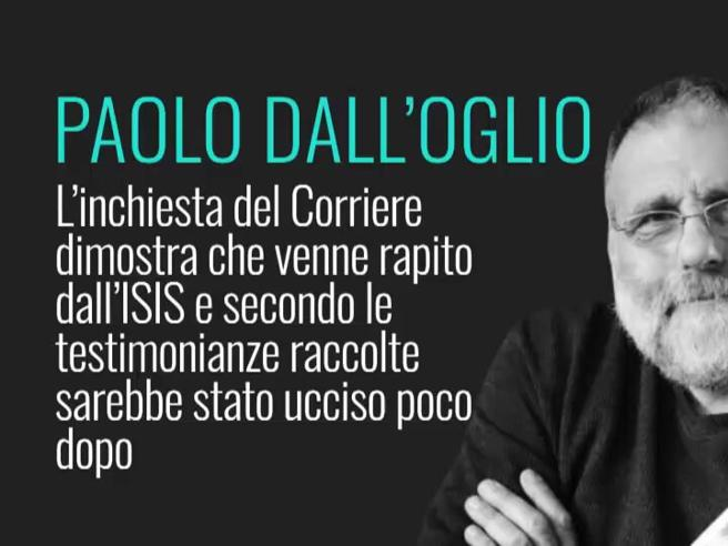 In the footsteps of Father Paolo Dall'Oglio