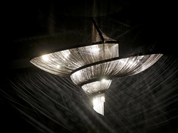 La luce si evolve e diventa monumentale