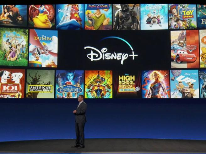 Disney Plus, i film Disney in streaming dal 12 novembre negli Usa (a 6,99 dollari al mese)