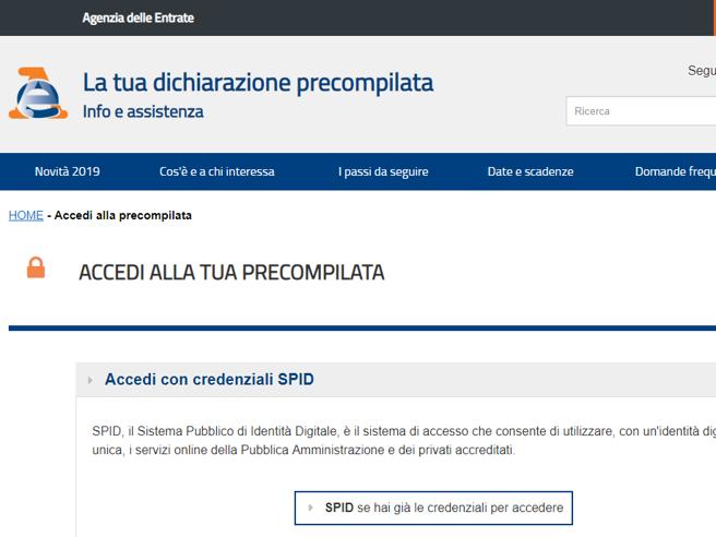 Fisco, 730 precompilato al via: da lunedì disponibili le dichiarazioni dei redditi online. Come modificarle