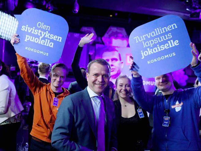 Voto in Finlandia, primi dati:  socialdemocratici in testa, i populisti non sfondano