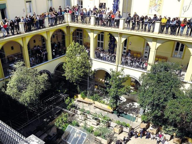 Napoli e la sorpresa (positiva) dei Quartieri Spagnoli