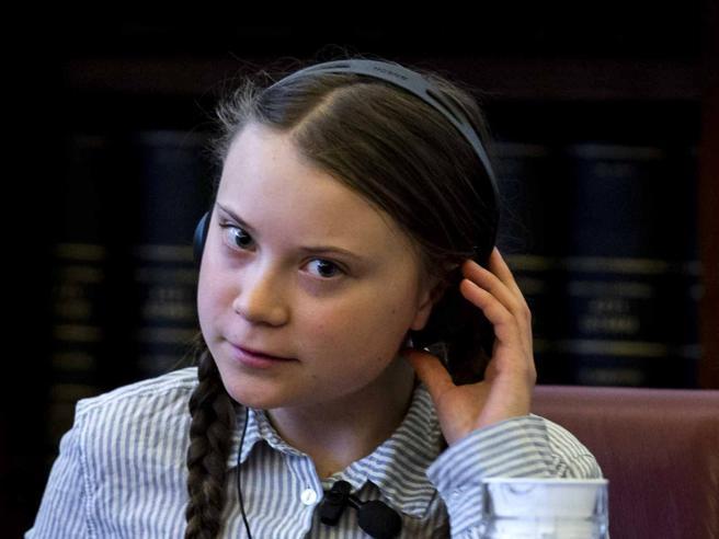 Greta Thunberg: «Sono ribelle e poco socievole, i discorsi li scrivo da sola»  Videointervista