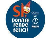 Pasqua, una moneta di cioccolato per un euro di donazione al centro NeMo