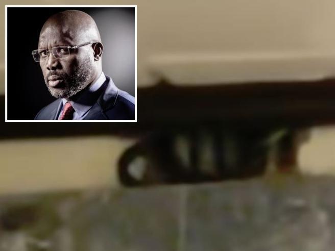 Il presidente della Liberia Weah costretto a lasciare l'ufficio infestato dai serpenti