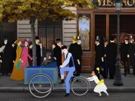 «Dilili a Parigi», una fiaba-cartoon per i diritti delle donne