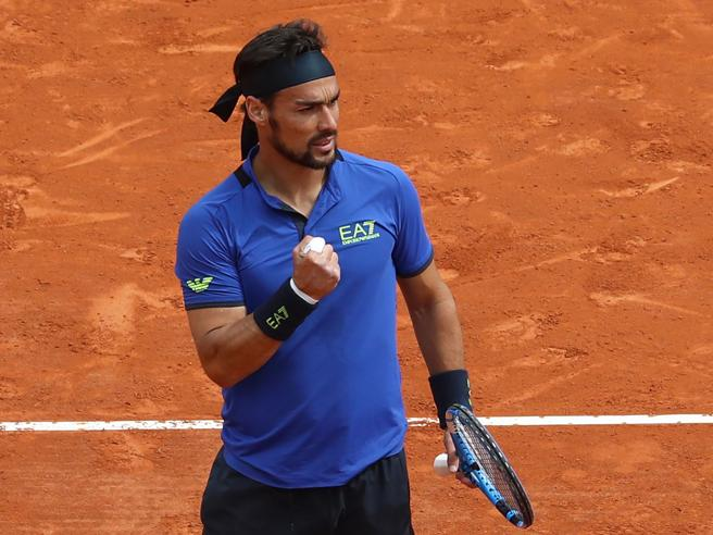 Fabio Fognini ha vinto il torneo di Montecarlo: battuto Lajo