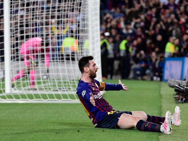 4886716e07 Barcellona-Liverpool 3-0, doppio Messi e Suarez decidono al Camp Nou ...