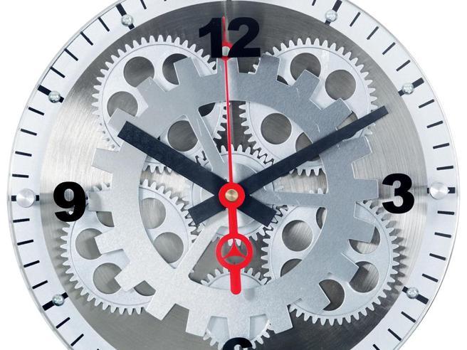 Orologi da parete hi-tech e innovativi