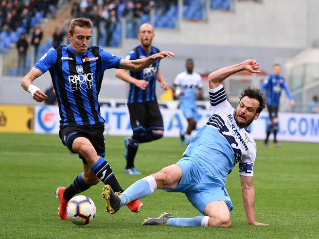 6fc3583787 Lazio-Atalanta 1-3: la banda di Gasperini ribalta il risultato e ora ...