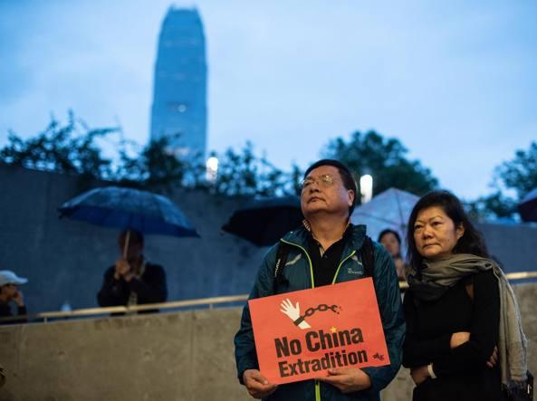 La Cina mostra a Hong Kong  il vero volto della sua politica